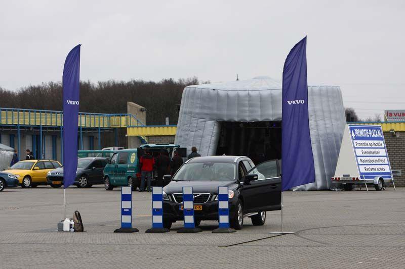 Omgeving inschrijfpunt HAN Automotive Event