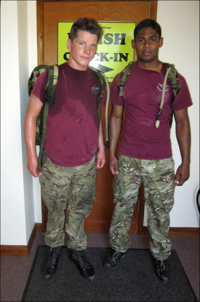 Leaden Boot Challenge - 2012