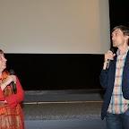 Adeline Stern et Georges Gachot (le réalisateur du documentaire