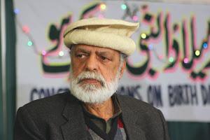 Syed Hazoor ul Hassan Gilani