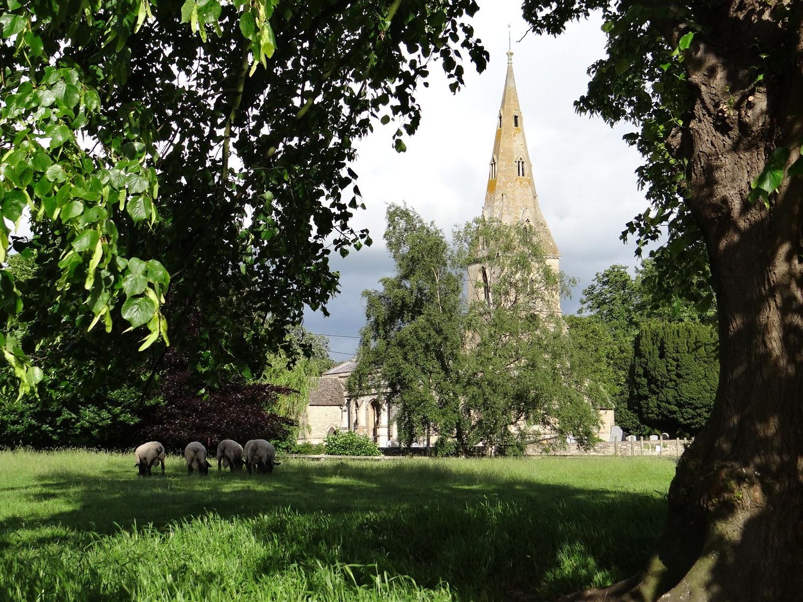 Aldwincle St Peters