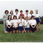 Girls Senior Hockey team