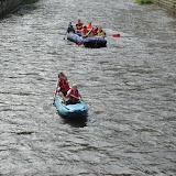 Raft s kánoí