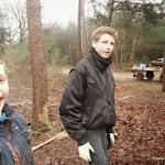 Paasvuur 2014 hout halen