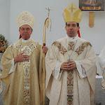 2015-01-24. Missa e almoço de acolhida a Dom Waldemar - Bispo Coadjutor da Diocese de Luziânia.