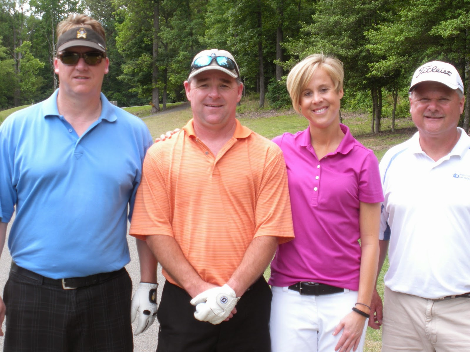 Virginia Pond's 13th Annual Charity Golf Tournament
