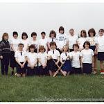 Girls Junior Hockey team