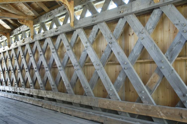 Willard Twin Bridge, North Hartland, VT