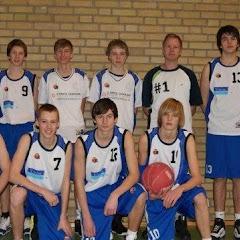 Jongens U16 op Lundaspelen, Zweden