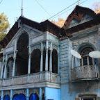 The oldest building of Borjomi