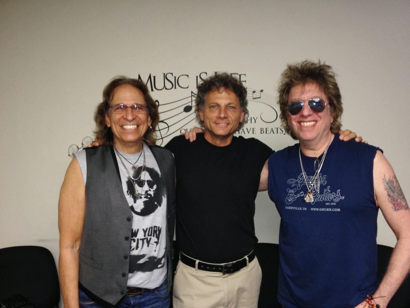 Richie Supa, Jimmy Stowe & Ricky Byrd