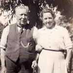 William and Ada Brogden, 1920s?