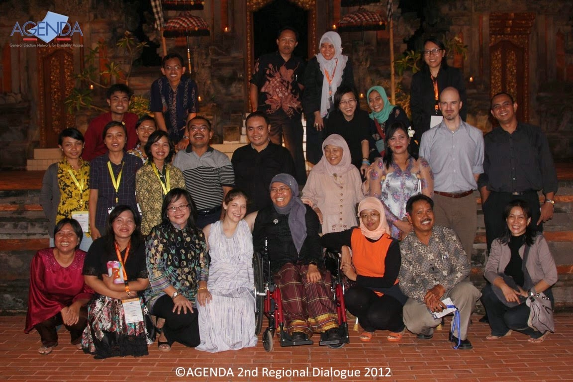 The 2nd Regional Dialogue on Access to Elections - 2012