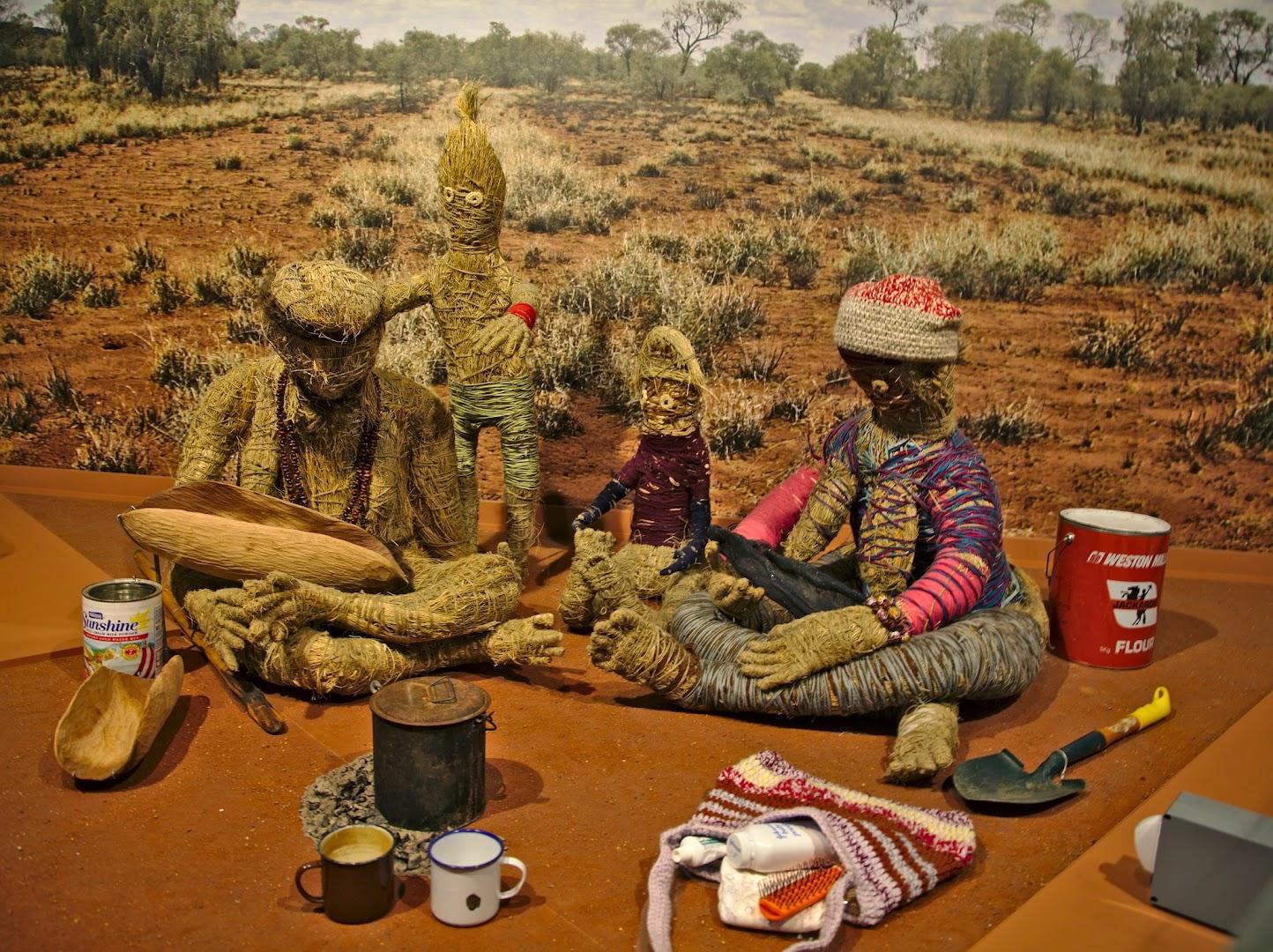 Last surviving Aborigenes
