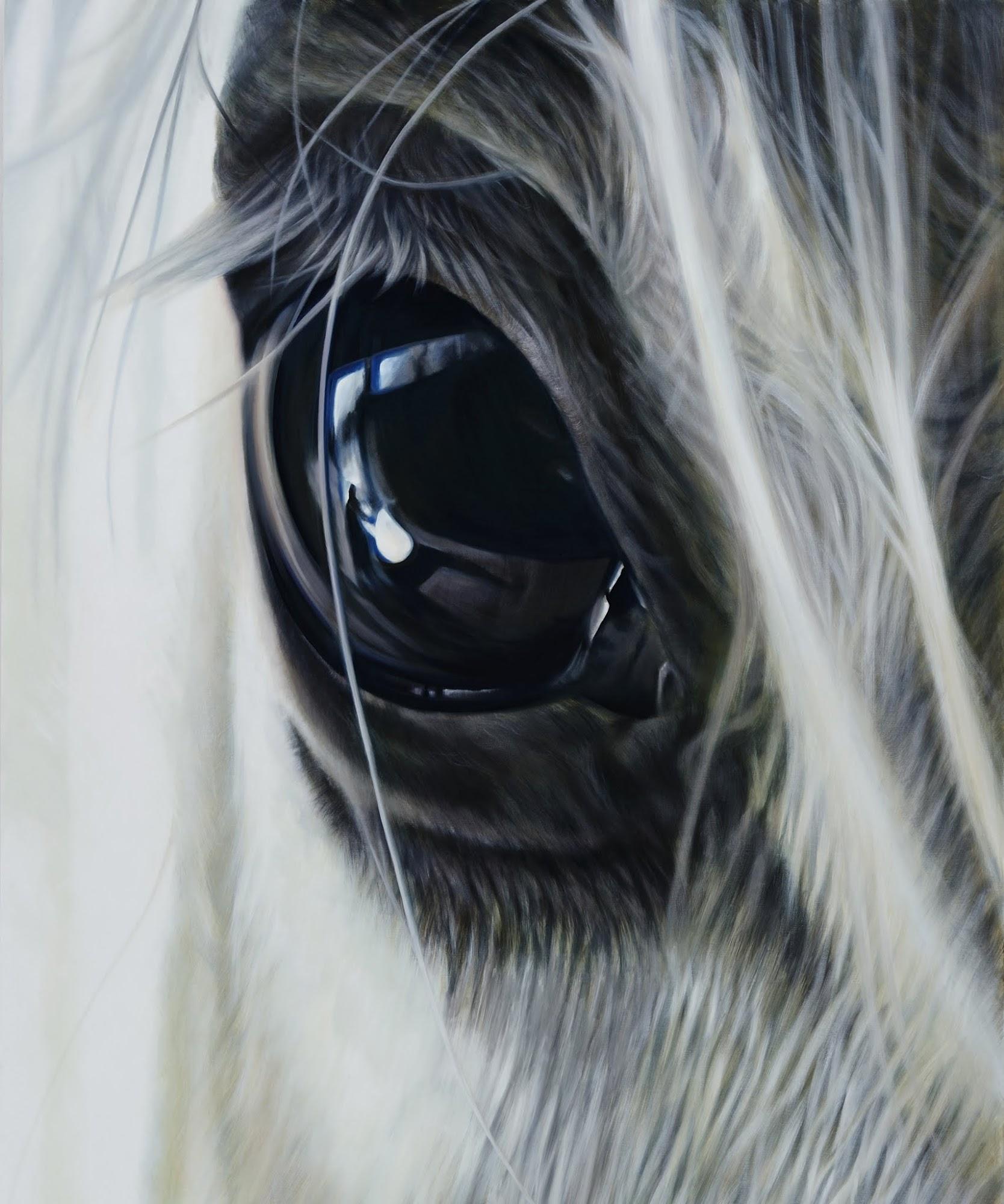 Sicht ins Licht  2011   Oel auf Leinwand   210 x 160 cm