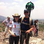 Google Trekker en Teotihuacan