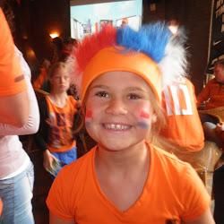 Afsluiting competitie 2012 en EK voetbal kijken