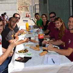 Piscina + Cassola + Actuació a Miralcamp 01-09-13