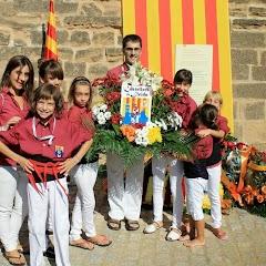 Ofrena Diada Nacional de Catalunya  11-09-11
