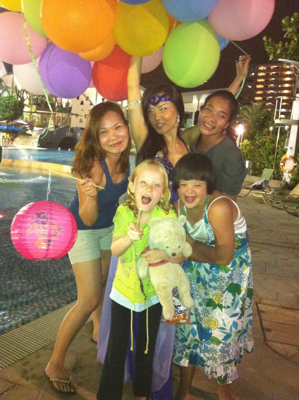 Post Birthday Party Dance Gig'  Sept' 2011
