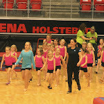 Opvisning på Gråkjær Arena 2014