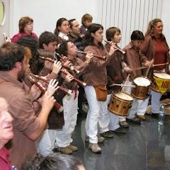 Actuació de la Diada de la Colla 2-11-2008