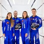 """Equipe de France VR4 """"Open"""" en Soufflerie lors de la Coupe du Monde 2018 à Bahrein"""