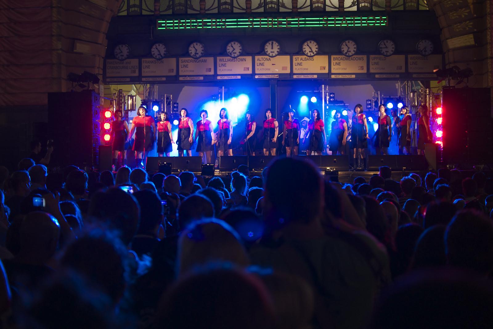 White Night Festival 2013