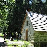 Rekonstruovaná Třemšínská bouda