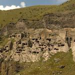 Jeskynní město Vardzia