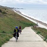 Kent Coast weekend - leaving Herne Bay