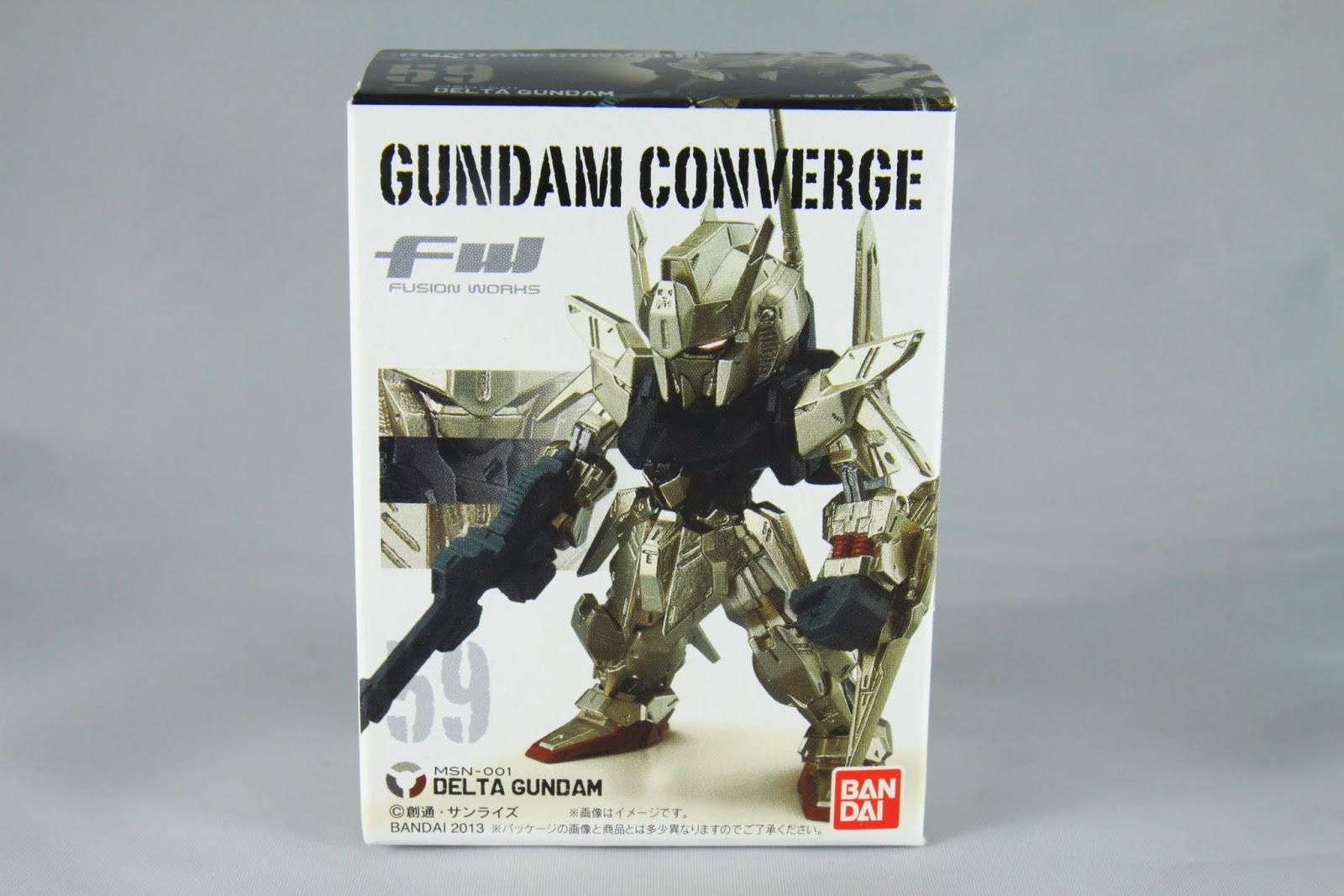 No.59 Delta Gundam