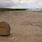 Geysir (which gave the name to the phenomenon) seems very quiet most of the time, but can reach 70 m when it is least expected