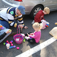 Easter Egg Hunt, 2010
