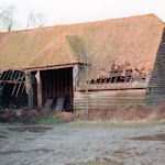 Old Barn, Frog Alley Farm, 1994