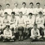 U14s Rugby 1959