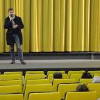 Adeline Stern et Laurent Nègre, réalisateur du film