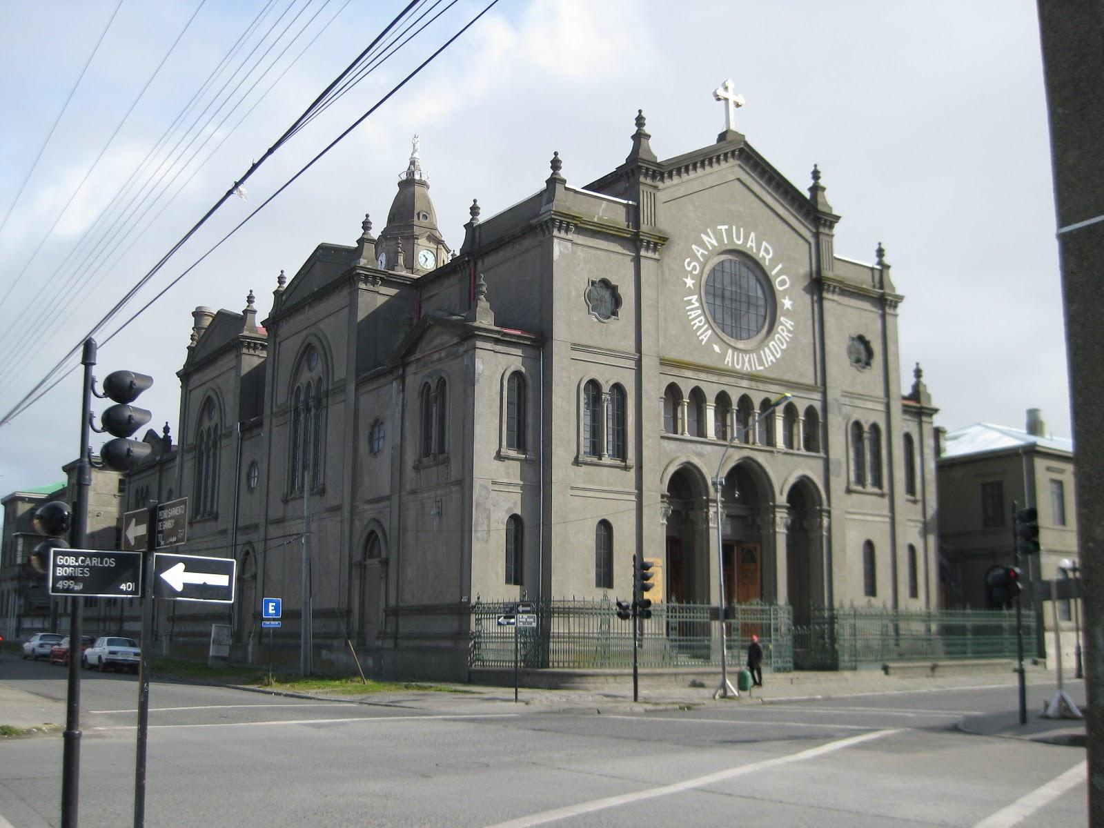 Church in Punta Arenas