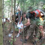 Geocaching výprava Klánovice