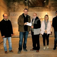 Entrega Premis 1r Concurs Fotografia Castellera Diada Sant Miquel  13-11-14