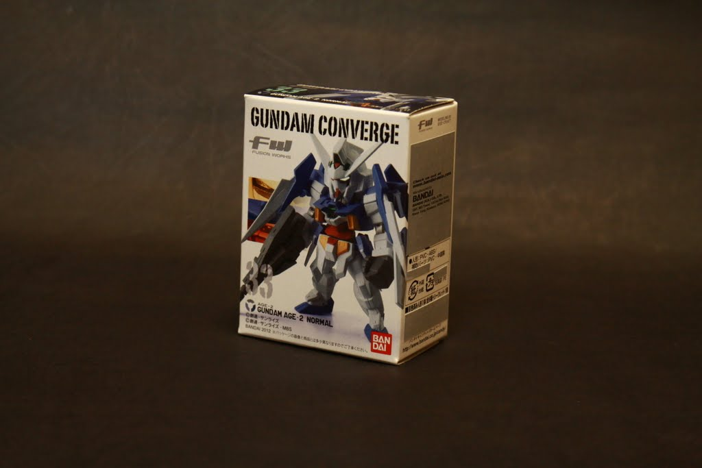 No 33 Gundam AGE-2 Normal