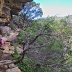 Blue Mountains have nice cliff-edge walking trails