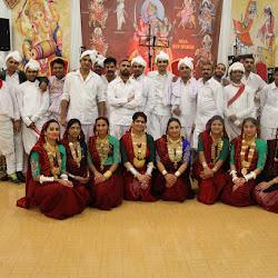 Navratri 2015 at Maher Centre