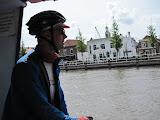Cycle ferry near Hazerswoude
