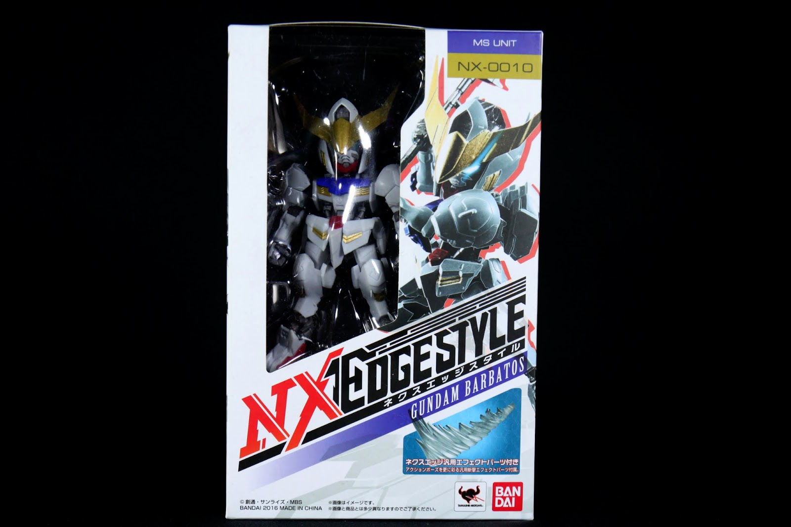 NX風格外盒,但其實我有開了