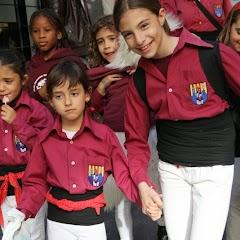 19è Aniversari Castellers de Lleida. Paeria . 5-04-14