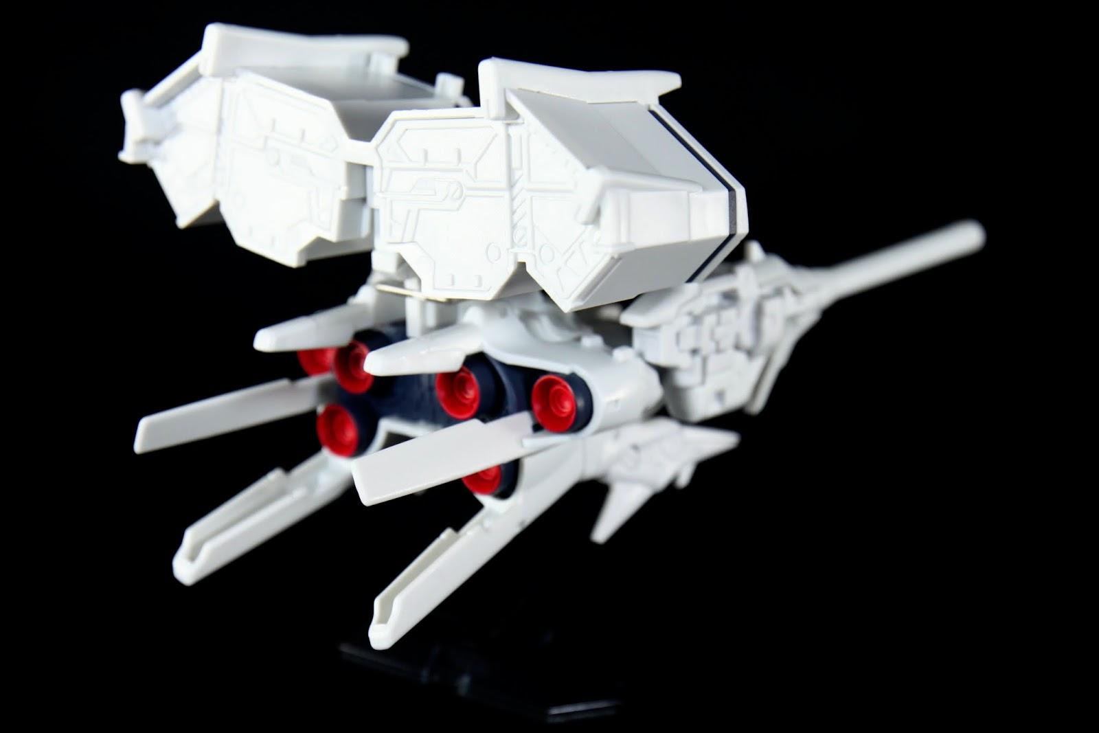 作為據點戰略型兵器,這個設計真的是帥到翻