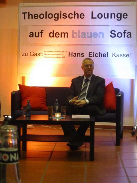 Theologische Lounge Eichel WiSe 2011/2012