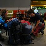 WizzAir má 32kg limit na zavazadla...