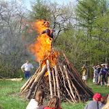 Hořící čarodějnice (2)